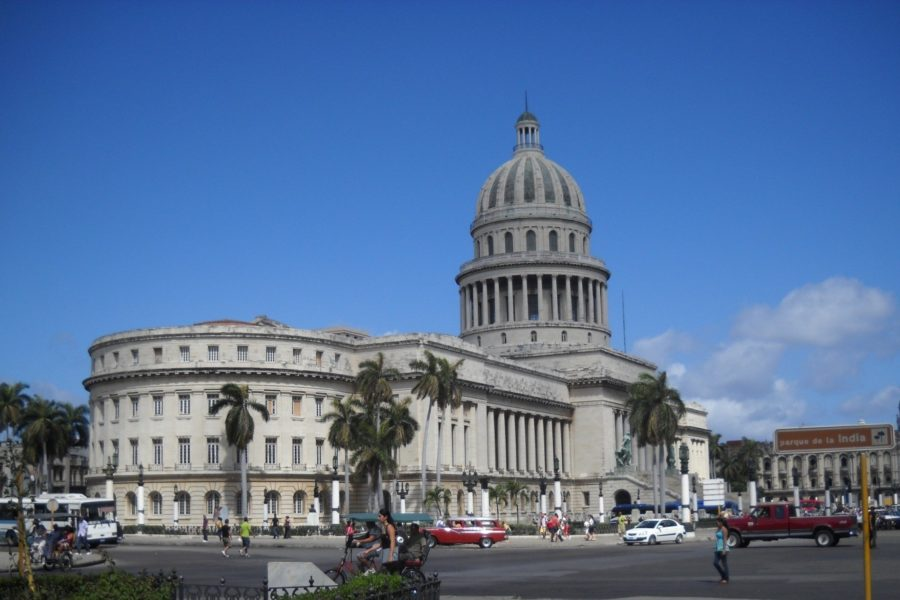 Unmissable in Havana is the City's Capitol